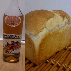 みりん食パン