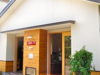 岡崎市のパン教室Leafの外観