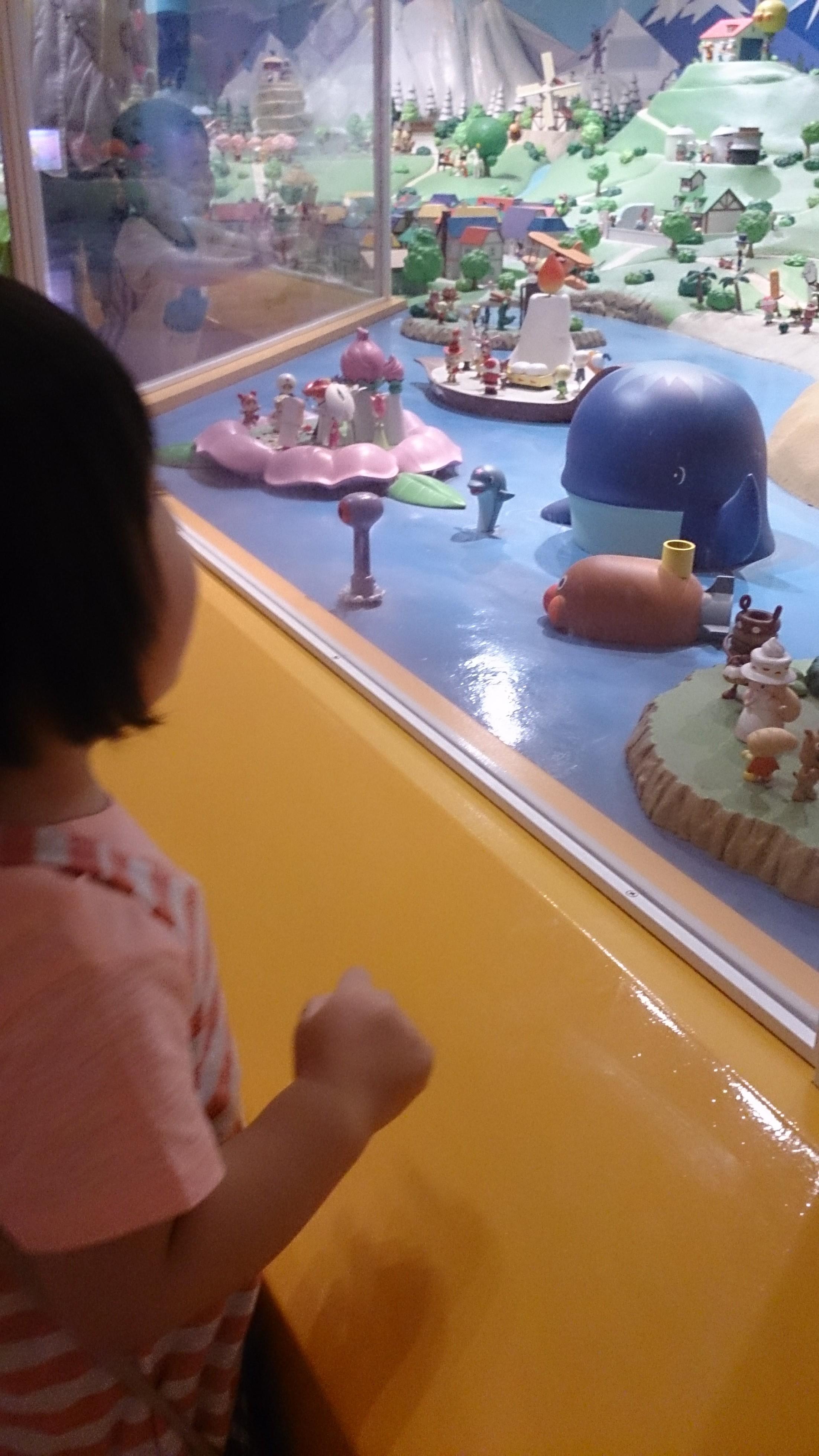 アンパンマンミュージアムへ行ってきました
