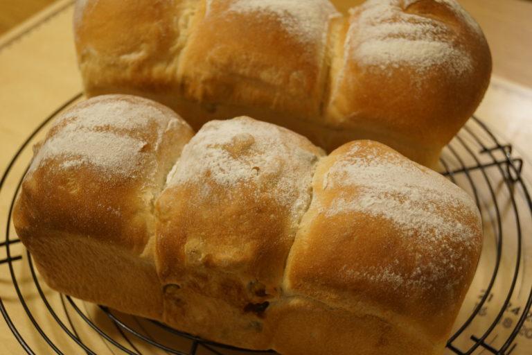 おうち時間に5■パン作り