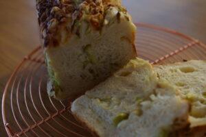 キャベツ食パン