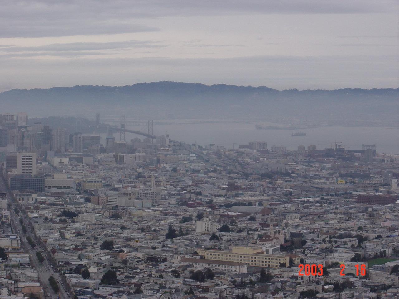 妄想旅行【サンフランシスコ】