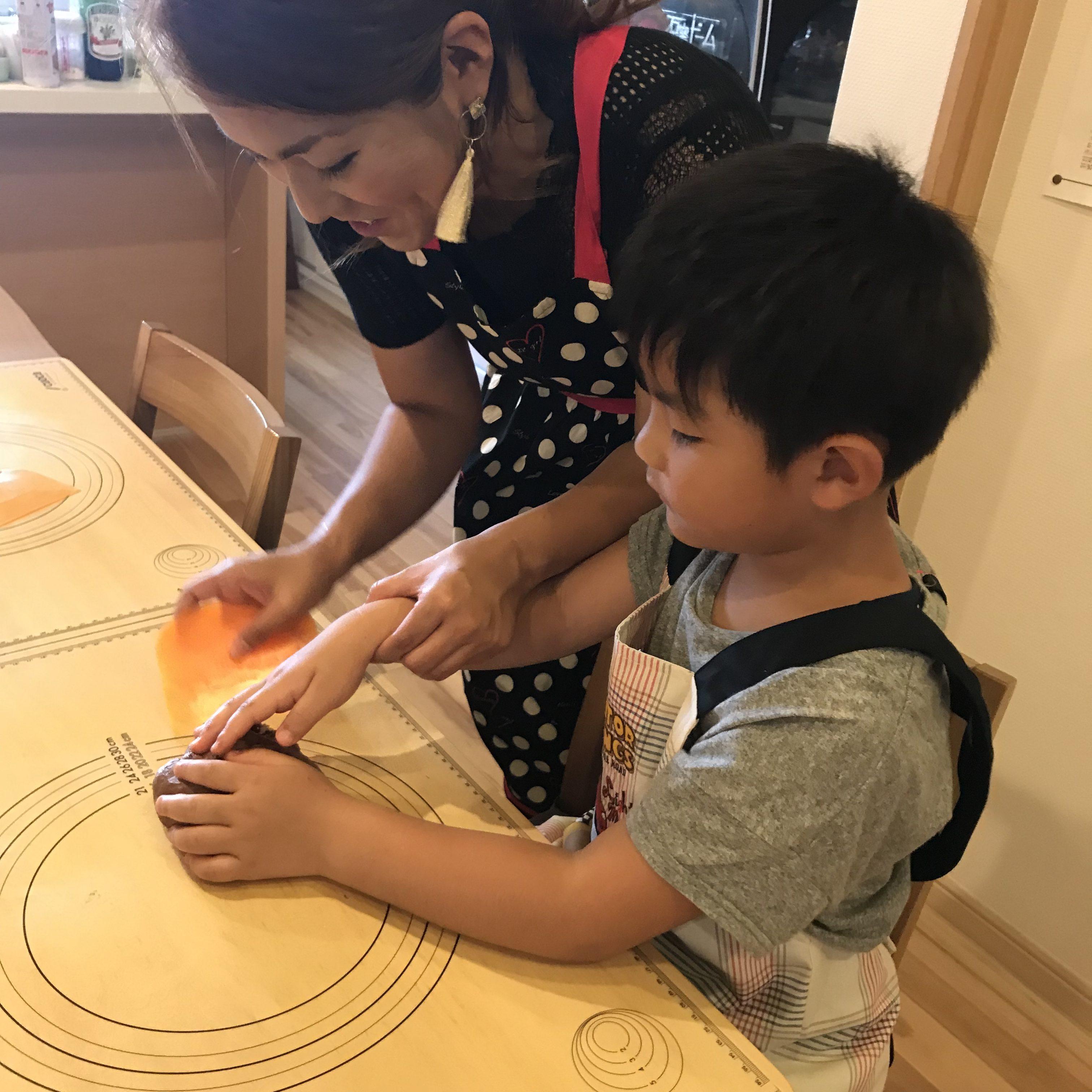子供パン教室の体験会を実施します!