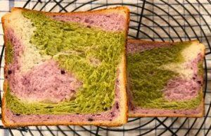 3色食パン