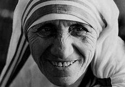 マザーテレサの言葉