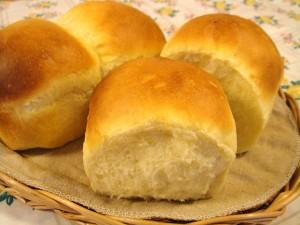 ふんわりミルク食パン