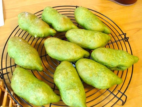 ステップアップコース:枝豆パン