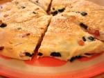 簡単ピザセット(オリーブ&ベーコン)
